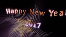 Happy New Year 2017 with Star Animation