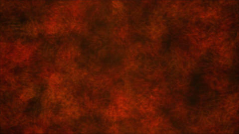 Abstract Cloud and Smoke Background Animation - Loop Red Animation