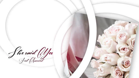 Clean Wedding Love Story Premiere Pro Template