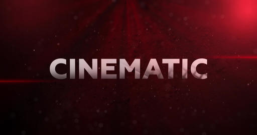 Cinematic Epic Titles After Effects Template