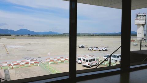 Barcelona, Spain Girona Costa Brava Barcelona airport Footage