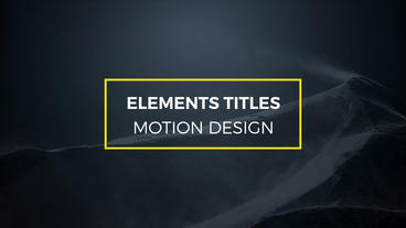 30 Titles Lower Third Animated After Effects Project