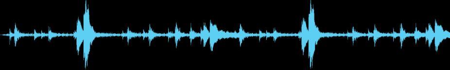 Dark Tense Piano Drone Music