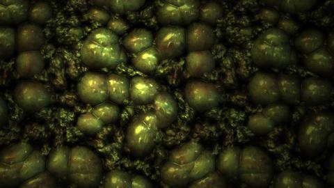 Coronavirus alert with shine effect - animation Animation