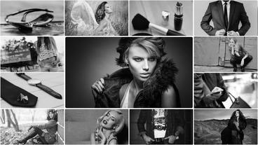 Clean & Short Collage Intro 애프터 이펙트 템플릿