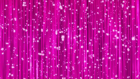 Pink confetti, Celebration background Animation