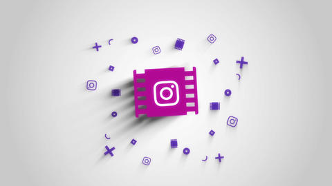 Dynamic Social Media Bumpers Plantillas de Motion Graphics