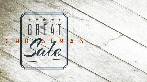excellent christmas transfer red and blue advertising with simple thin retro typography interior Animation
