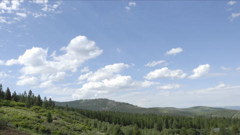 Fast day to night time lapse of clouds and stairtrails in... Stock Video Footage