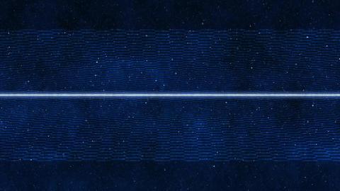 Space, Starry sky Animation