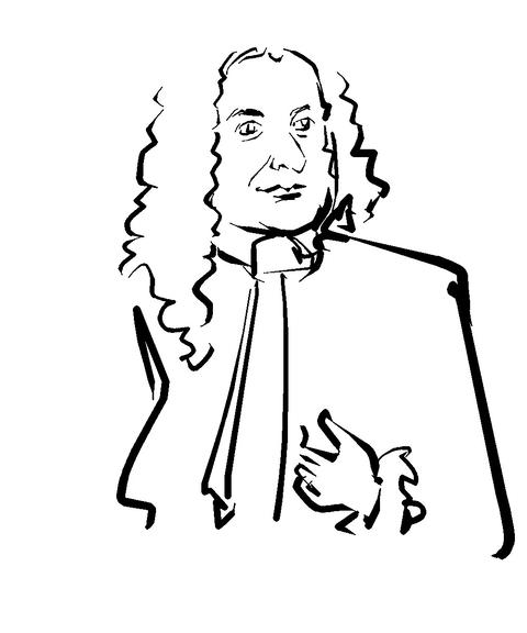 Georg Friedrich Handel Animation