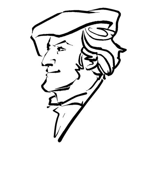 Wilhelm Richard Wagner Animation
