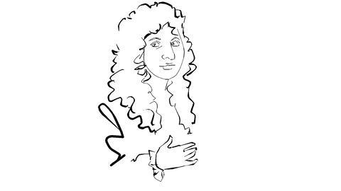 Christiaan Huygens Animation