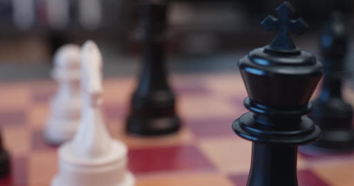 Great move playing chess Live Action