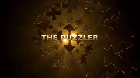 The Puzzler - Cinematic Promo After Effects Template