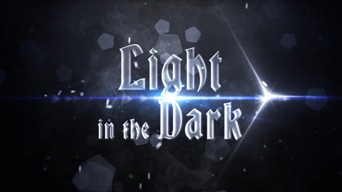 Light In the Dark - Cinematic Titles After Effects Template