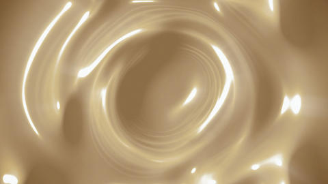 Creamy swirl abstract motion background Animation
