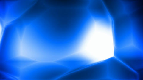 Blue light streaks abstract motion background seamless loop Animation