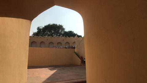 Jaipur, India - interesting historical structure part 7 Live Action