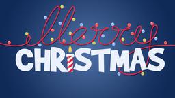 Merry Christmas Animation Animation