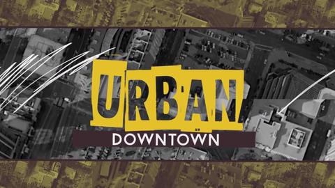 Urban Street Opener Premiere Pro Template