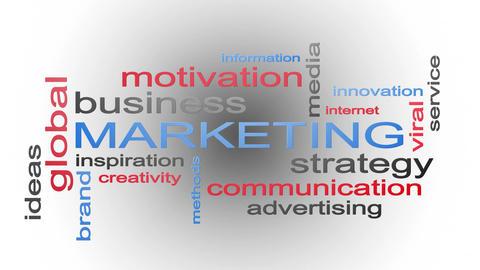 Marketing 2 White Animation
