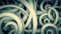 Abstract Twirls Background Animation