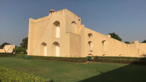 Jaipur, India - interesting historical structure part 9 Live Action