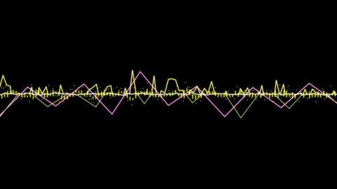 Audio Visualizer Music React Animation