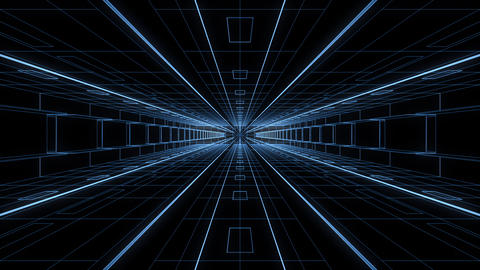 digital space image abstract Animation