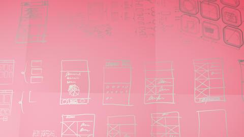 App Development Web Design User Interface User Experience Hand Written Notes Animation