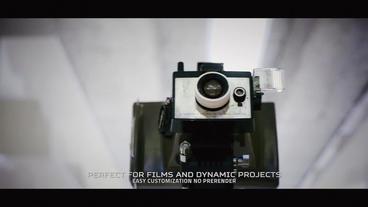 Digital Glitch Reel After Effects Projekt