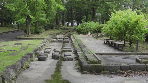 Rainy season sarue park117 Live Action