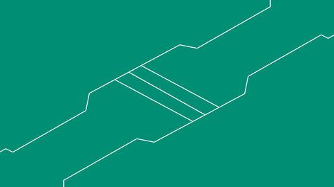 TRANSITION【AIRLOCK GREEN】 Animation