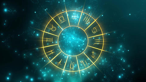 horoscope symbols Animation