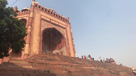 Fatehpur Sikri, India - amazing architecture of yesteryear part 10 Live Action