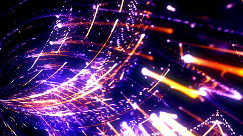 Particle Lights 05 Animation