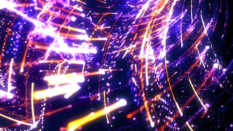 Particle Lights 08 Animation