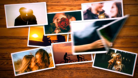 Simple slide show V 1 After Effects Template
