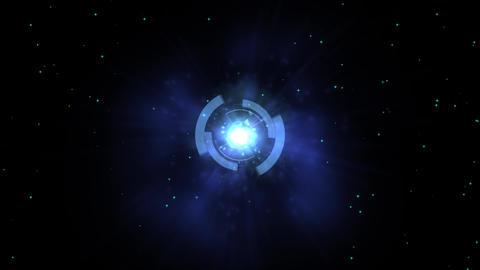 Space portal CG動画