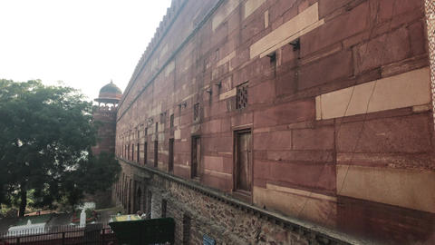 Fatehpur Sikri, India - ancient architecture from the past part 9 Live Action