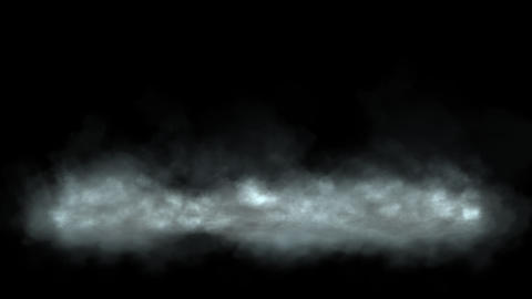 Smoke-fog Animation