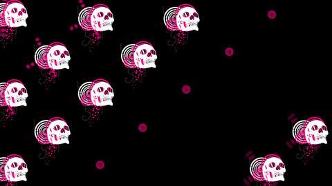 LRV_skulls09 Animation