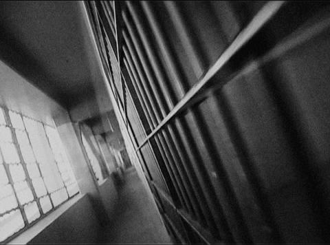 cell doors 4 loop Stock Video Footage