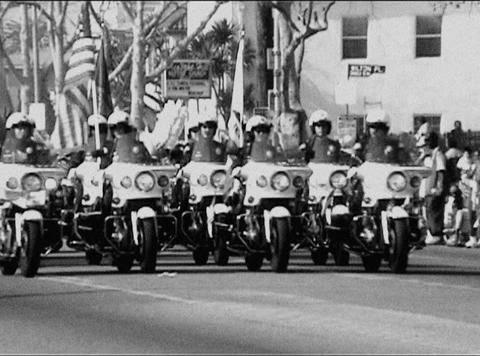 Cops4 stock footage