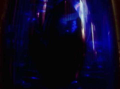 Siren BLUE loop Stock Video Footage