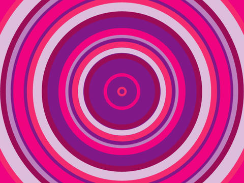 Radio Circles RD Purp Animation