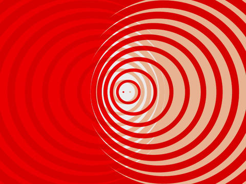 Red White SPIN(L) Animation