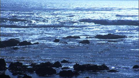 Ocean Blue 1 Stock Video Footage