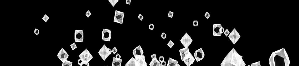 Diamonds Fly1 Stock Video Footage